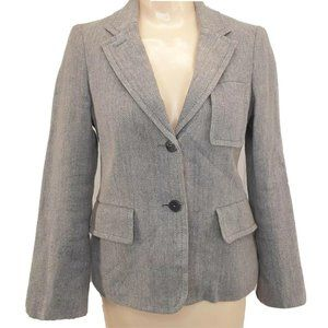 Marc by Marc Jacobs Uniform Herringbone Jacket